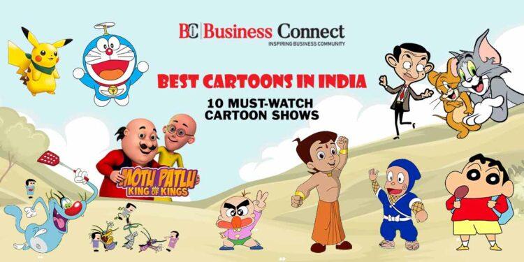 Best Cartoons in India 10 Must-Watch Cartoon Shows