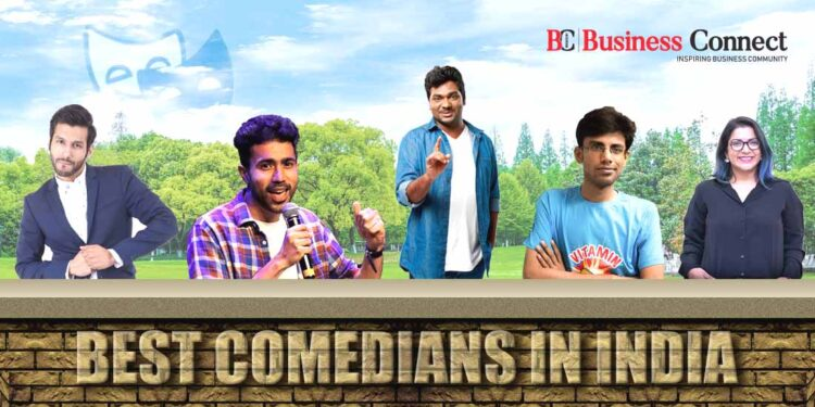 Top 10 Best stand up comedians in india 2021