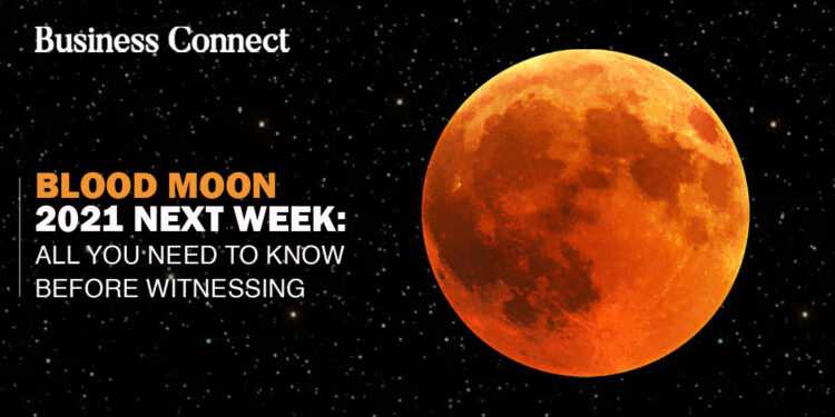 Blood Moon 2021 next week: All You Need to Know before witnessing