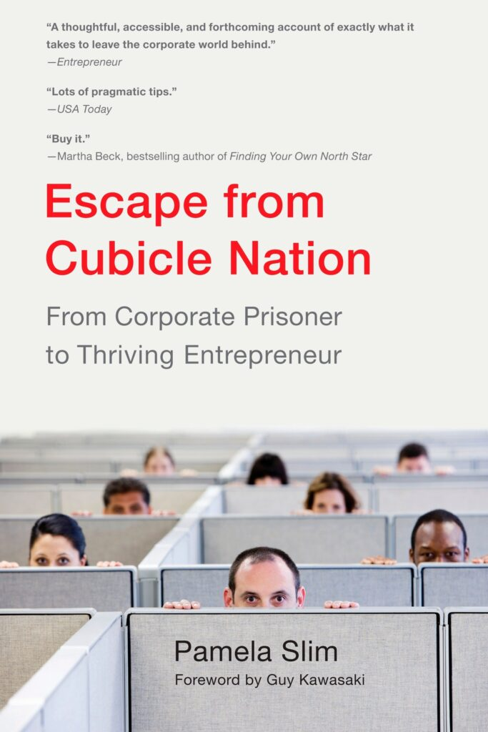 Escape from Cubicle Nation by Pamela Slim | Top 10 Best Books for Starting a Business in 2021