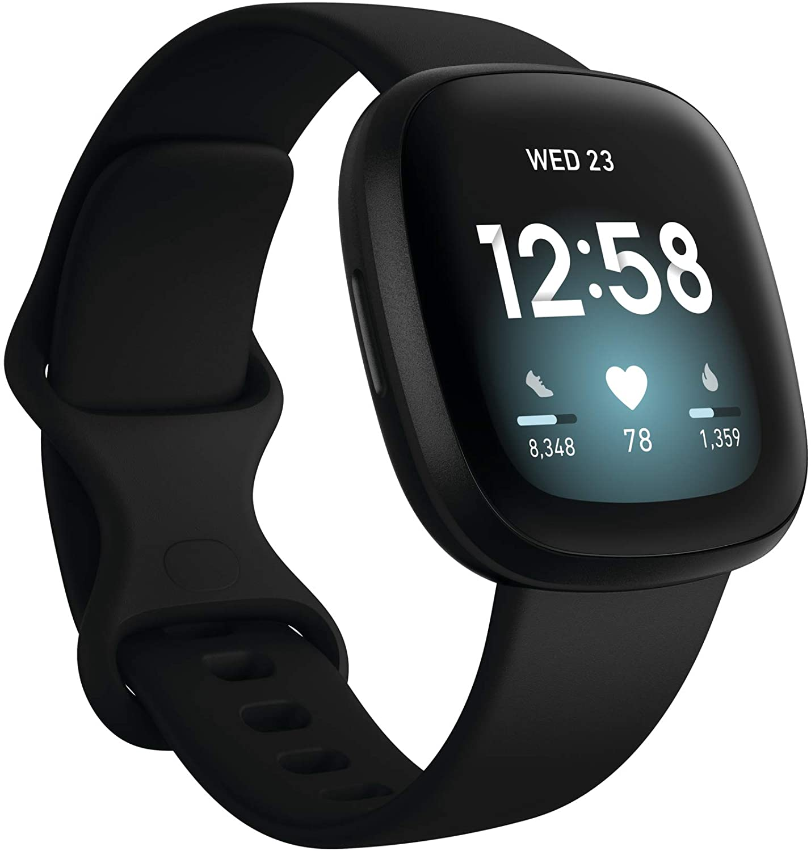 Fitbit Versa 3 | Top 10 best smartwatches in India 2021