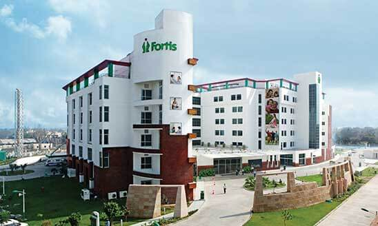 Fortis Hospital   Top 10 Hospitals in India 2021