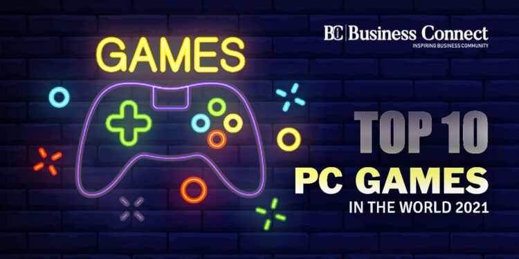 Top 10 pc games in the world 2021
