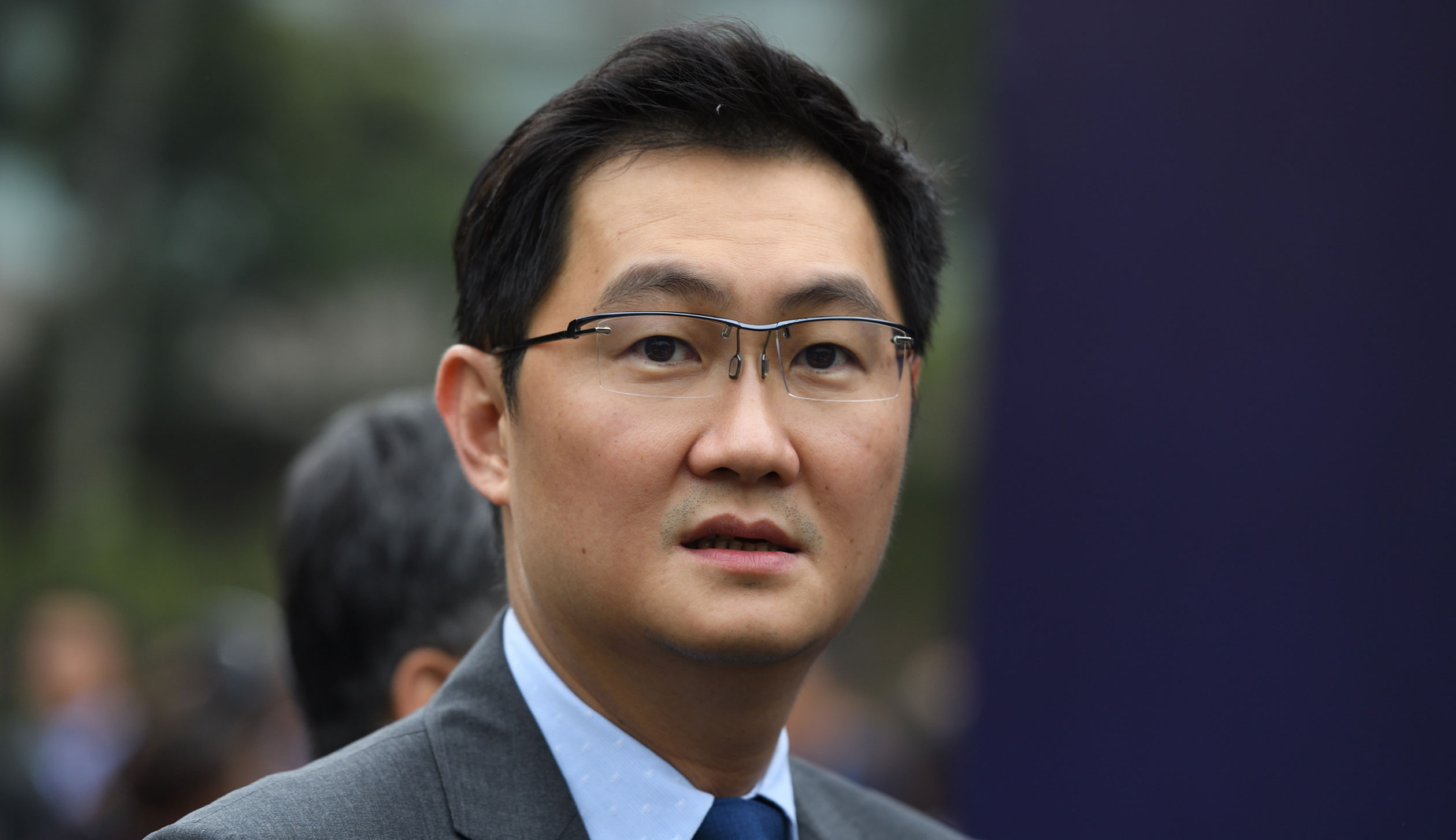 """Huateng """"Pony"""" Ma 