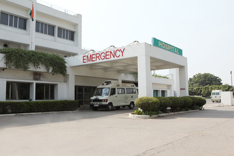 Indian Spinal Injuries Center, New Delhi   Top 10 Hospitals in India 2021