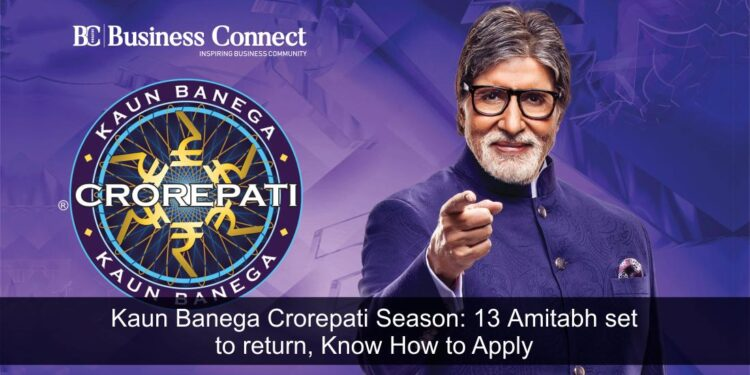 Kaun Banega Crorepati (KBC)Season 13 Amitabh set to return, Know How to Apply