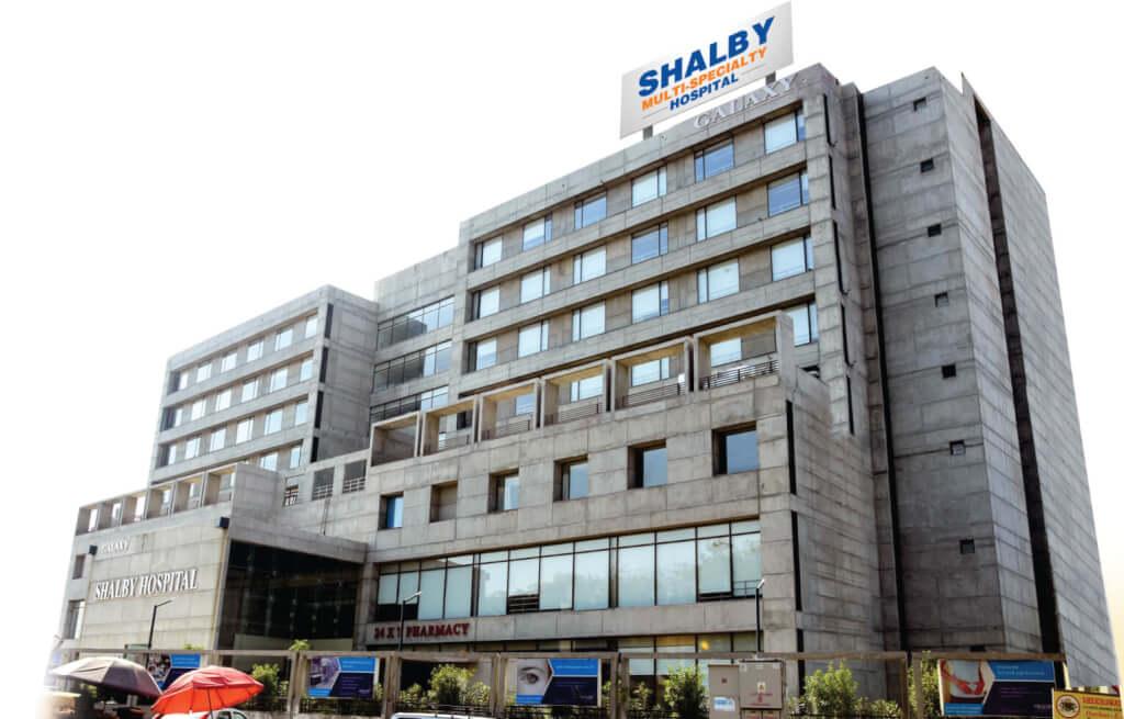 Shalby Hospital, Ahmedabad   Top 10 Hospitals in India 2021