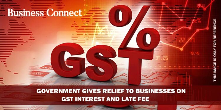 Small medium businesses get relief on GST interest late fee