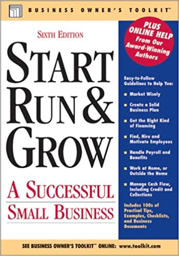 Start Run & Grow a Successful Small Business by Toolkit Media Group | Top 10 Best Books for Starting a Business in 2021
