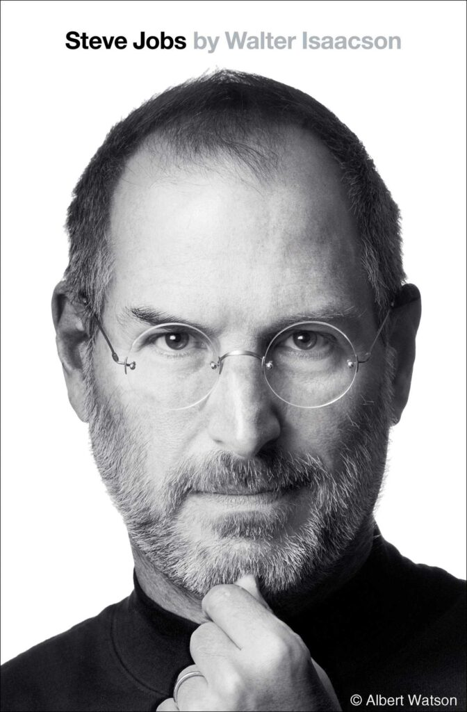 Steve Jobs: The Exclusive Biography by Walter Isaacson | Top 10 Best Books for Starting a Business in 2021