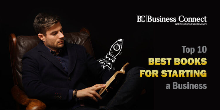 Top 10 Best Books for Starting a Business