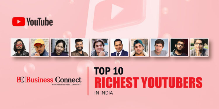 Top 10 Richest YouTuber in India 2021