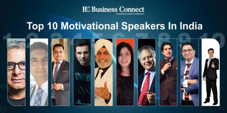 Top 10 motivational speakers in India