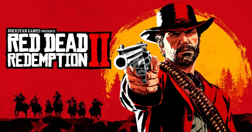 RED DEAD REDEMPTION 2   Top 10 pc games in the world 2021