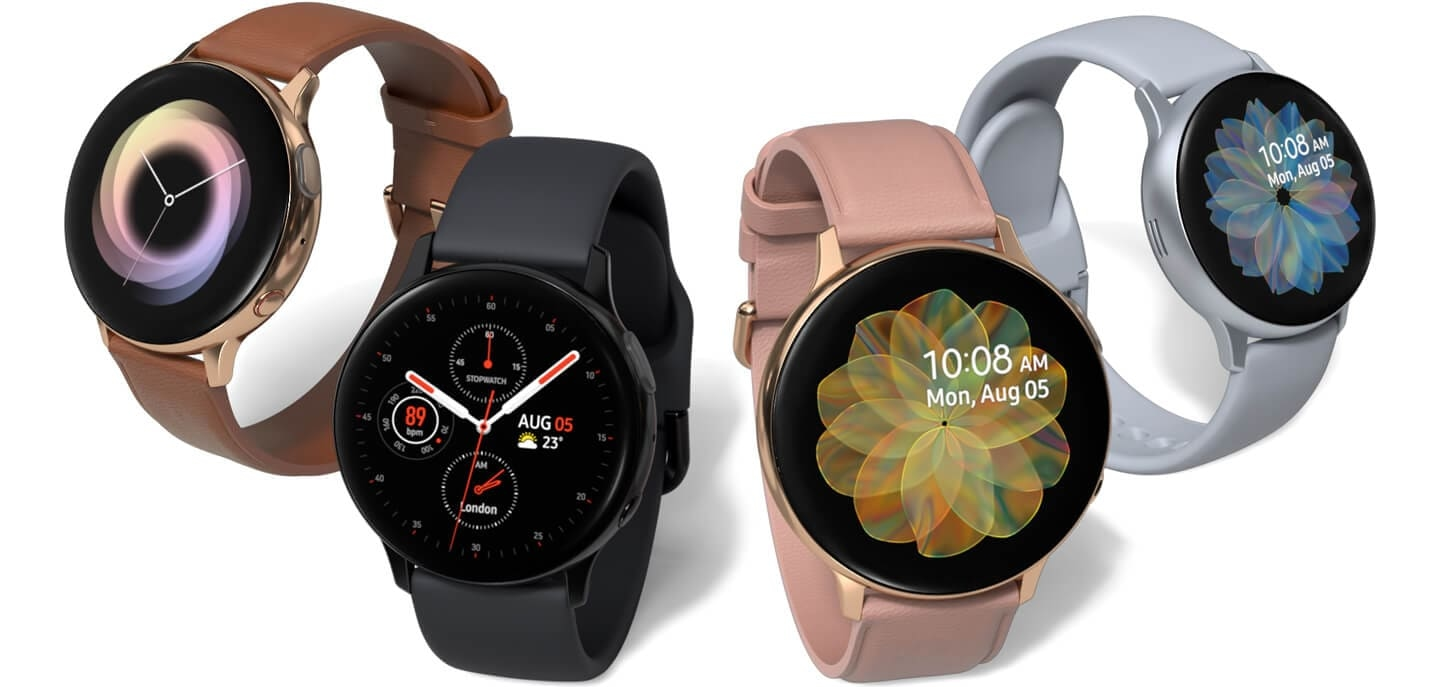Galaxy Watch Active2 | Top 10 best smartwatches in India 2021