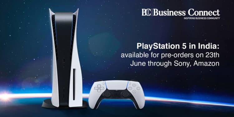 PlayStation 5 in India: available for pre-orders on 23th June through Sony, Amazon