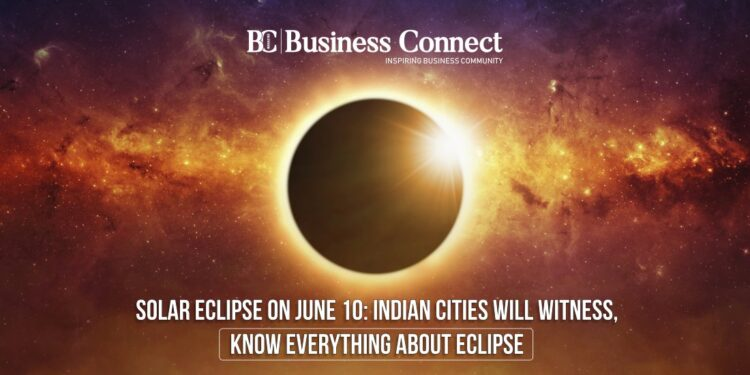 Solar eclipse on June 10 Indian cities will witness, know everything about eclipse