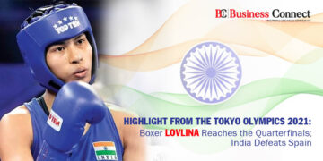Highlight From the Tokyo Olympics 2021: Boxer Lovlina Reaches the Quarterfinals; India Defeats Spain