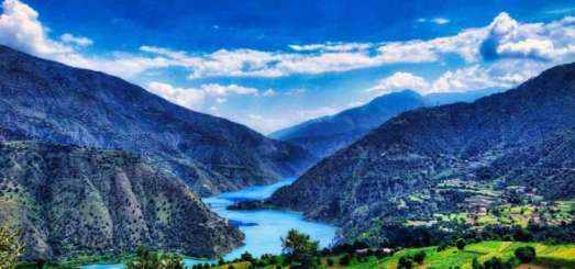 Chenab Valley, Jammu, and Kashmir | Top 10 Tourist Places in India