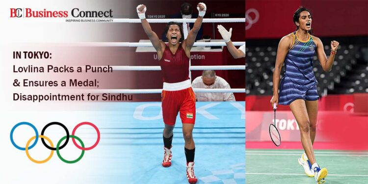 In Tokyo, Lovlina Packs A Punch & Ensures A Medal; Disappointment for Sindhu