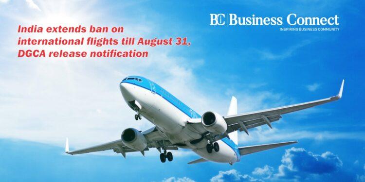 India bans all international flights till August 31. Details here