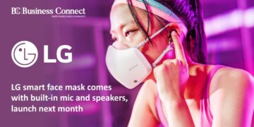 LG to launch face mask with 8-hour battery life, built-in mic and speakers