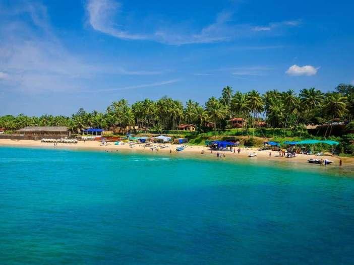 Goa | Top 10 Tourist Places in India