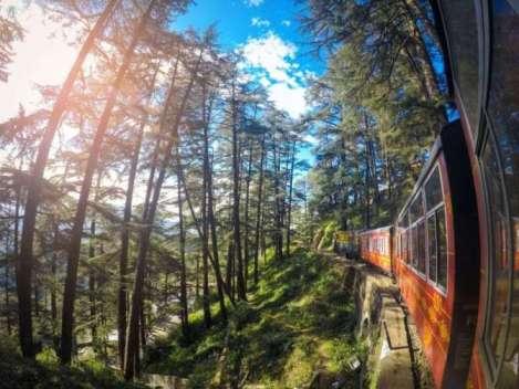 Shimla, Himanchal Pradesh | Top 10 Tourist Places in India
