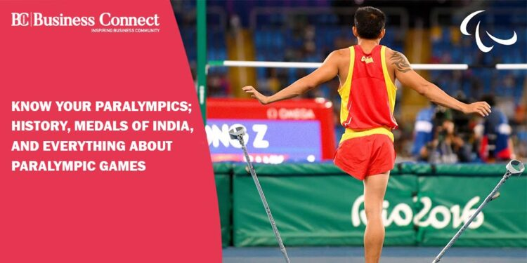 Know Your Paralympics; History, Medals of India, and everything about Paralympic Games