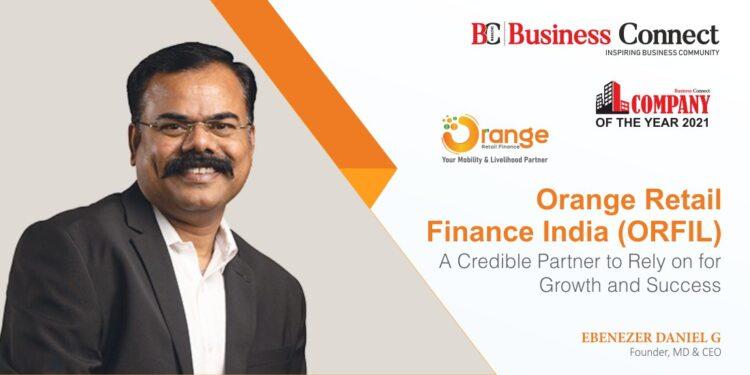 Orange Retail Finance India (ORFIL)
