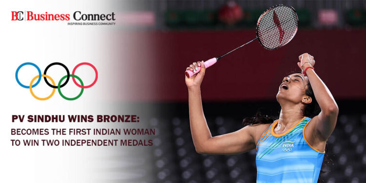 PV Sindhu Wins Bronze: Becomes The First Indian Woman To Win Two Independent Medals