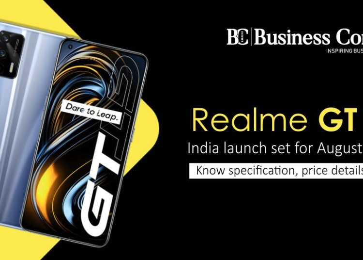 Realme GT 5G India launch set for August 18, Know specification, price details