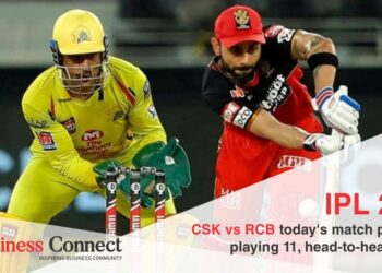 IPL 2021: CSK vs RCB today's match prediction, playing 11, head-to-head records