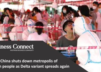 China Locks Down City of 4.5 Million As Cases Soar Amid Delta Outbreak