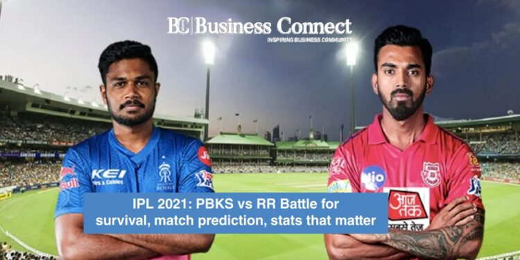 IPL 2021: PBKS vs RR Battle for survival, match prediction, stats that matter
