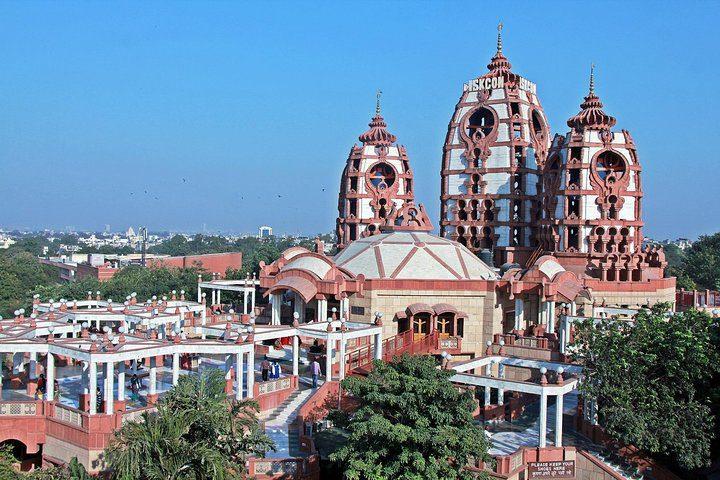 ISKCON Temple | Top 10 visiting places in Delhi2021