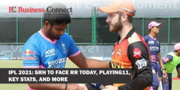 IPL 2021: SRH to face RR today, playing11, key stats, and more