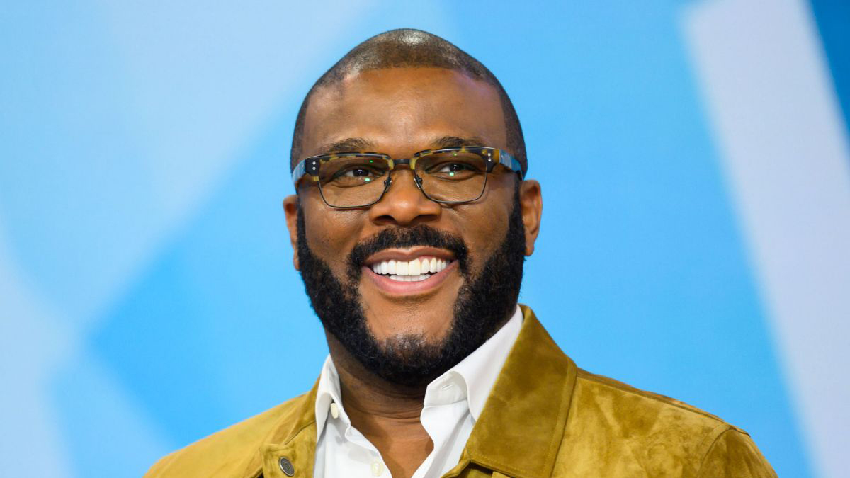Tyler Perry   Top 10 richest actors in the world 2021, highest-paid actors