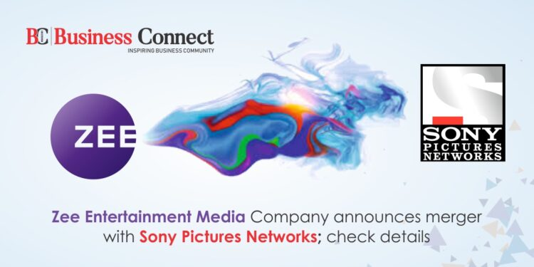 Zee Entertainment Media Company announces merger with Sony Pictures Networks; check details