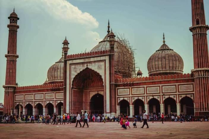 Jama Masjid | Top 10 visiting places in Delhi2021