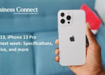 iPhone 13, iPhone 13 Pro launch next week Spec