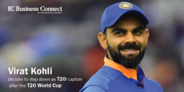 Virat Kohli decides to step down as T20I captain after the T20 World Cup