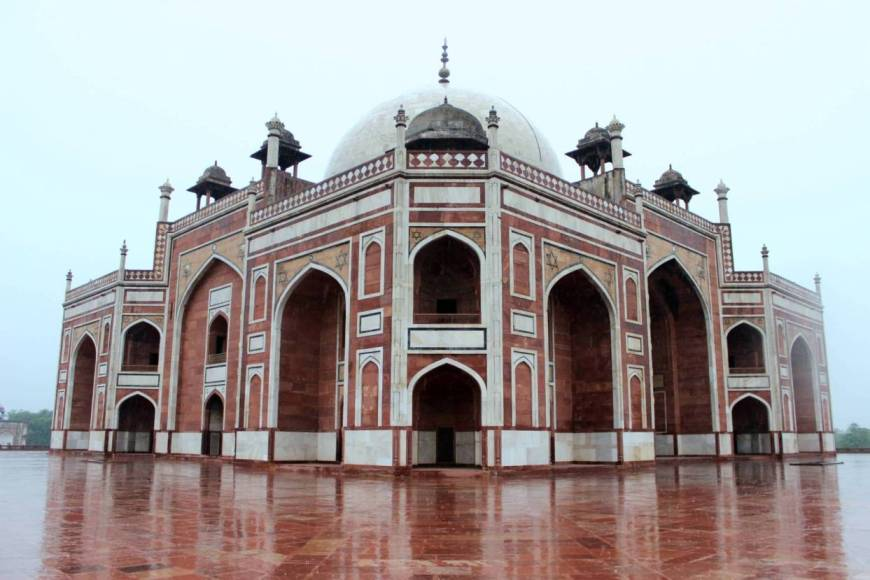 Humayun's Tomb | Top 10 visiting places in Delhi2021