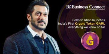 Salman Khan launches India's First Crypto Token GARI, everything we know so far