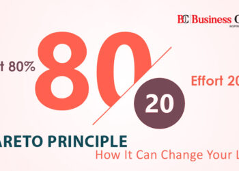 PARETO PRINCIPLE: HOW IT CAN CHANGE YOUR LIFE