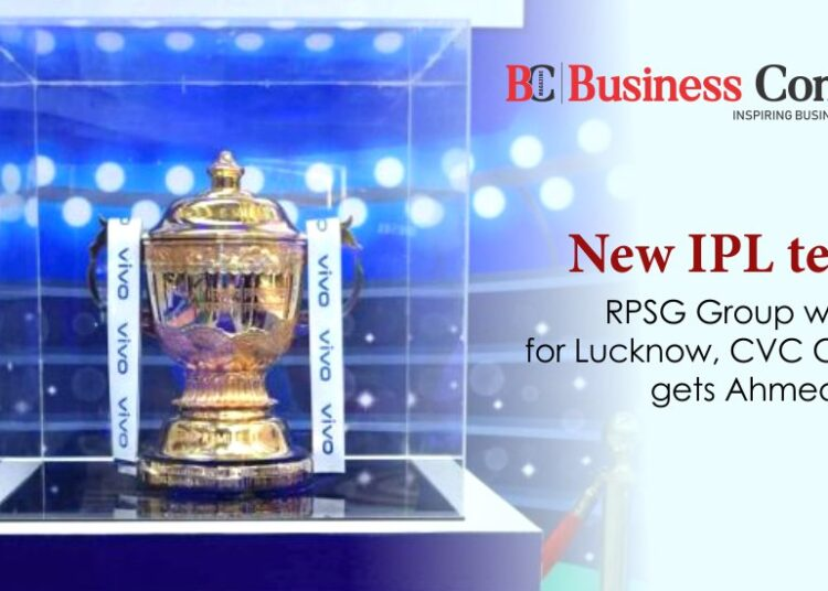 New IPL teams: RPSG Group wins bid for Lucknow, CVC Capital gets Ahmedabad