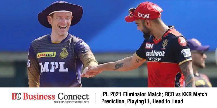 IPL 2021 Eliminator Match; RCB vs KKR Match Prediction, Playing11, Head to Head