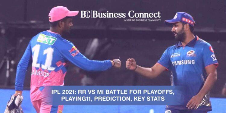 RR vs MI Head to Head IPL 2021