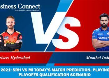 SRH vs MI Today's Match