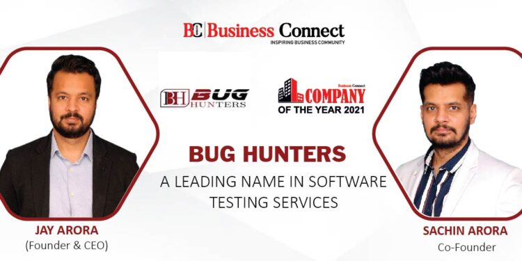 BUG HUNTERS: A LEADING NAME IN SOFTWARE TESTING SERVICES